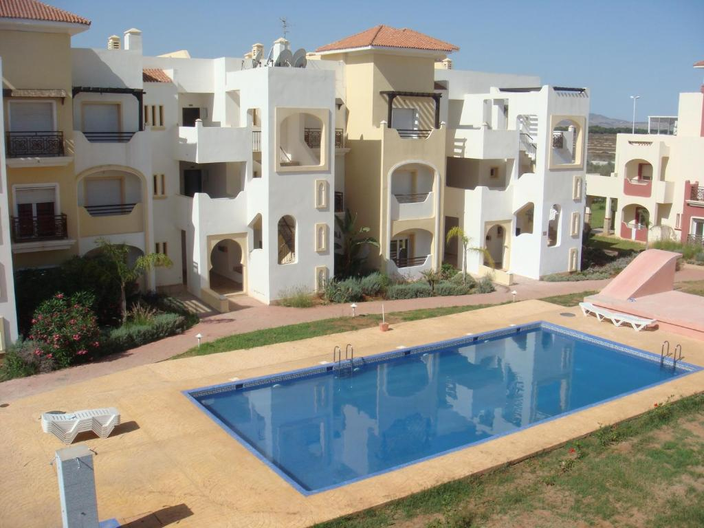 Appartement marina saidia sa dia morocco for Booking appartement