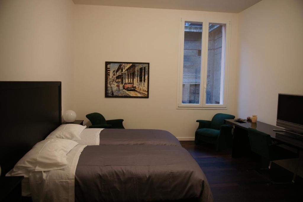 hotel in centro parigi