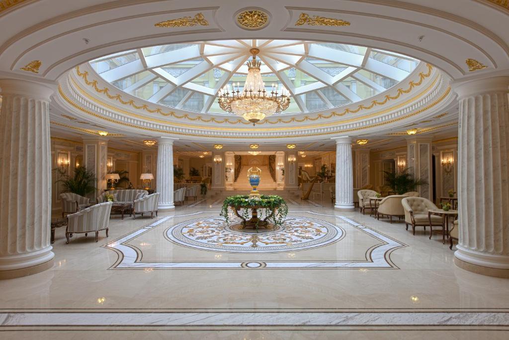 ザ ステート エルミタージュ ミュージアム オフィシャル ホテル(The State Hermitage Museum Official Hotel)
