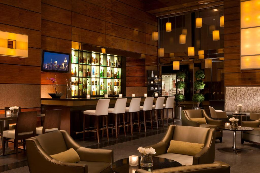 new york city bar hotel millennium hilton new york downtown new york city ny