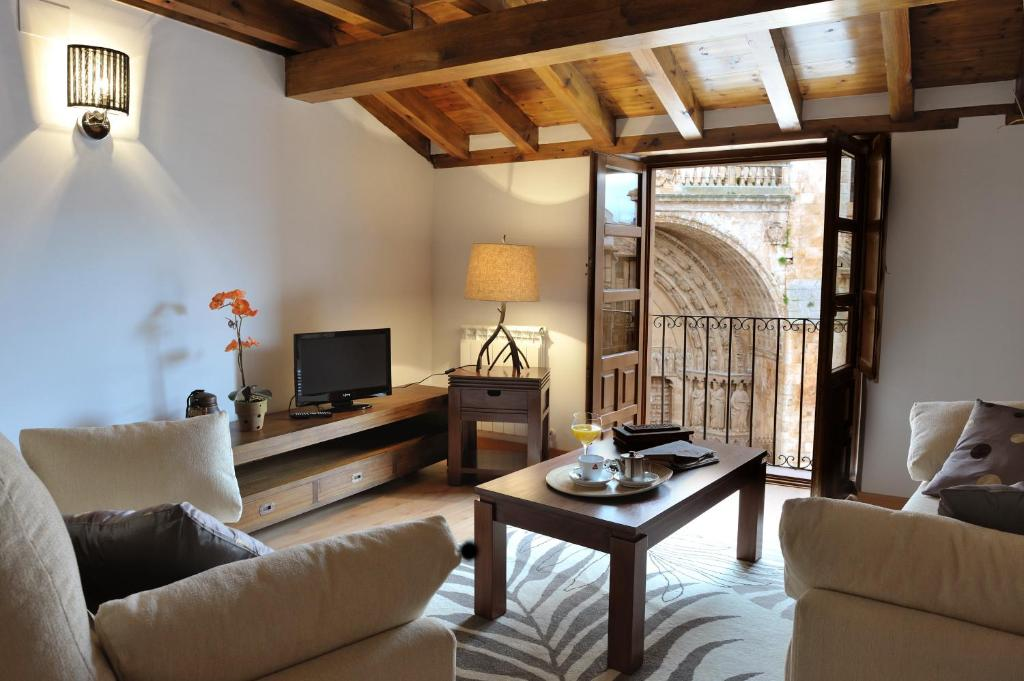 Apartments In Valdemaluque Castile And Leon