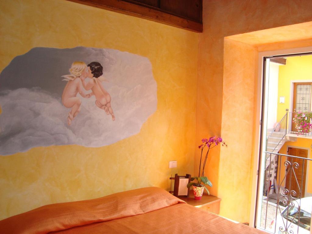 A bathroom at Residenza Pesce D'Oro