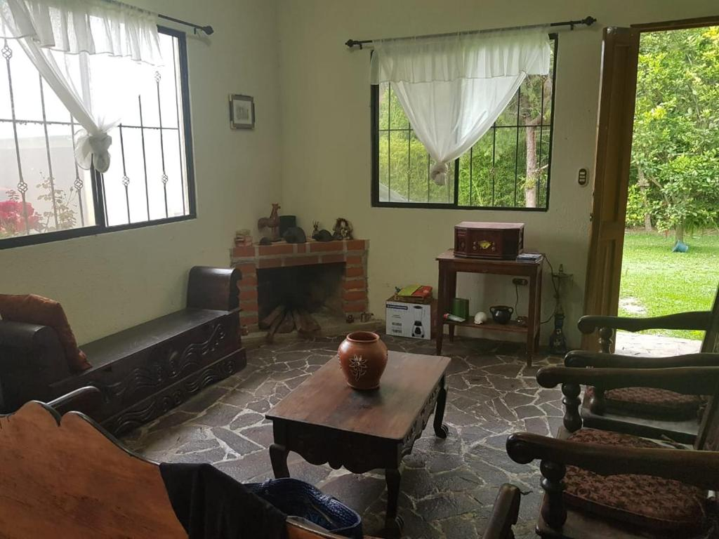 Casa de Campo a 25 min de San Salvador (El Salvador Amatitán ...
