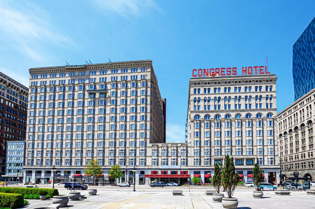 Congress Plaza Hotel Chicago, IL - Booking com