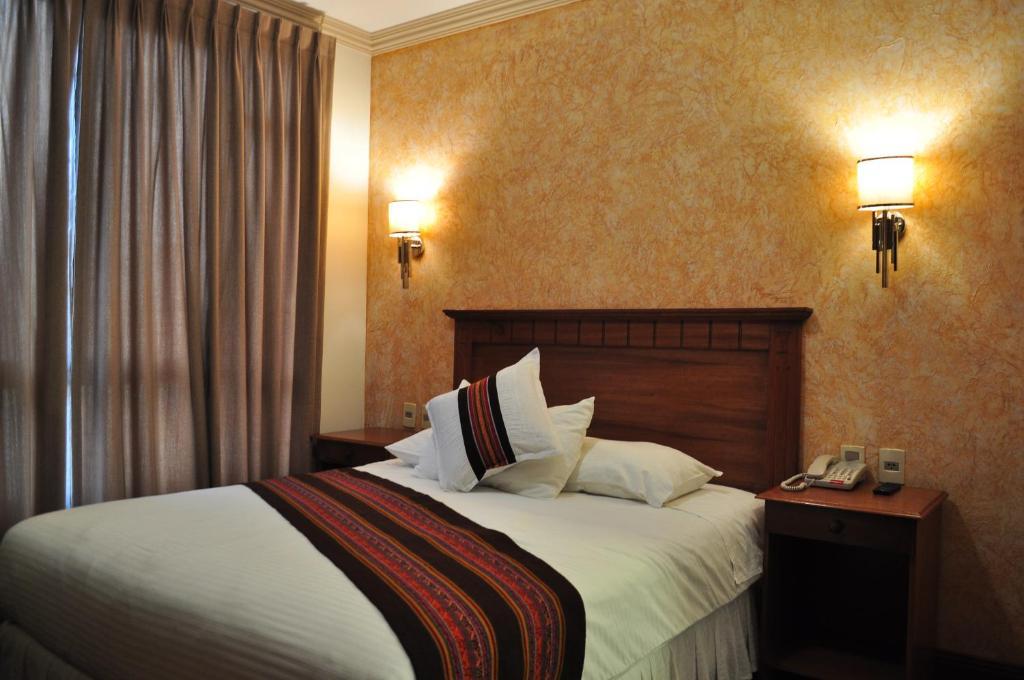 カントゥ ホテル(Qantu Hotel)