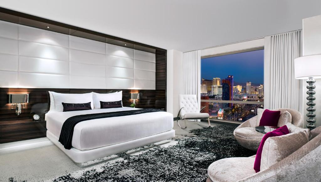 Хороший недорогой отель в Лас-Вегасе