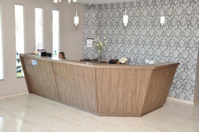 The lobby or reception area at CasaGrande Hotel & Restaurante