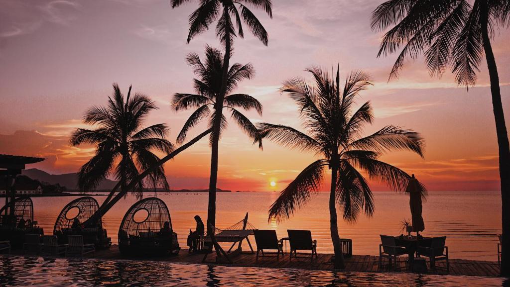 Tango Luxe Villa Samui, Choeng Mon Beach, Thailand - Booking com