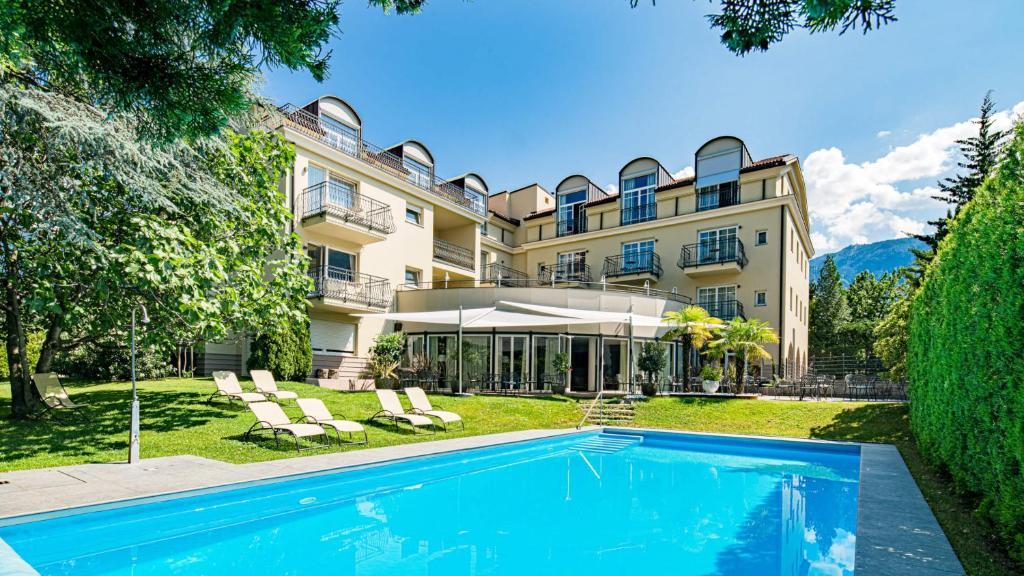 Villa Laurus Italien Meran Booking Com
