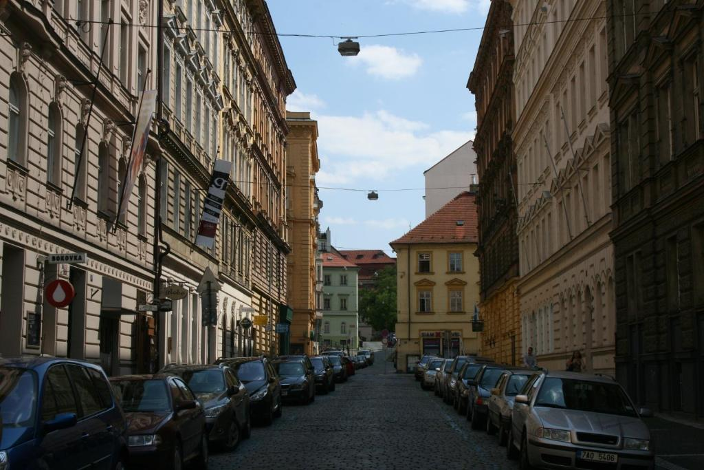 Apartment Alina, Prague, Czech Republic - Booking.com