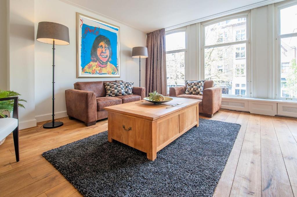 Appartement Jordaan Westerstraat Apts (Nederland Amsterdam ...
