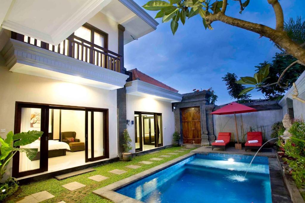 Location De Villa A Bali de' bharata bali villas, seminyak, indonesia - booking
