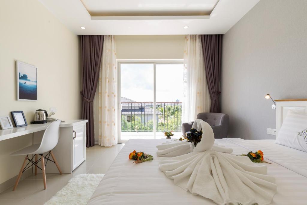 Phu Quoc OBlue Hotel Private Beach
