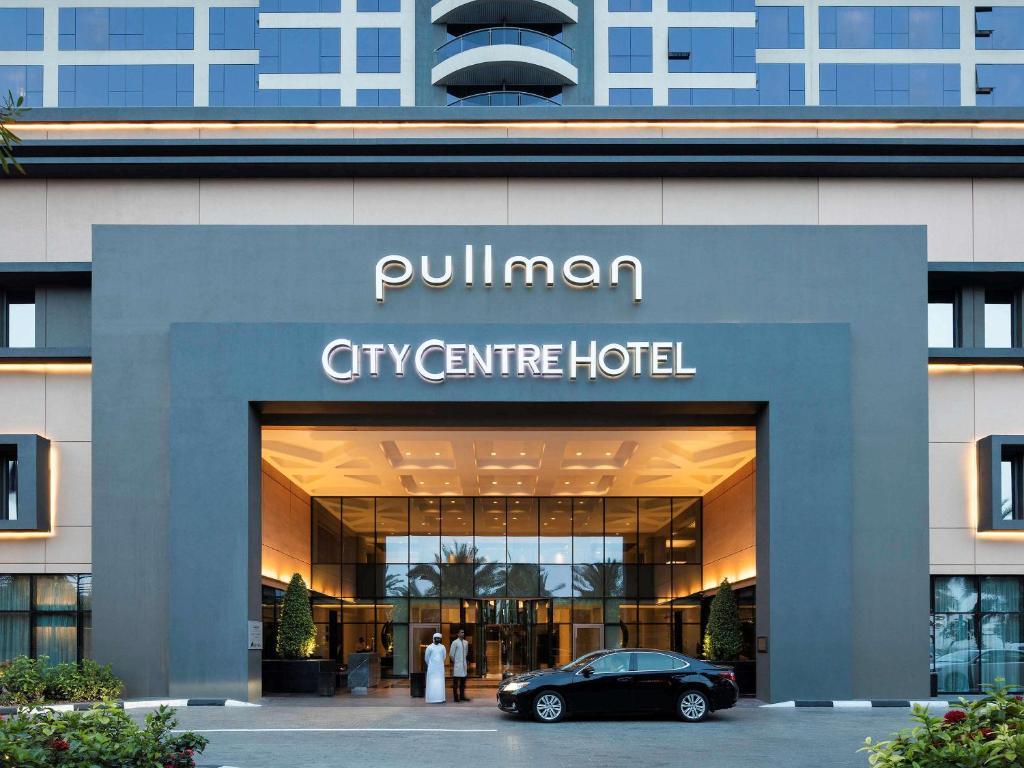 Hotel Pullman Dubai Creek City Centre, UAE - Booking com