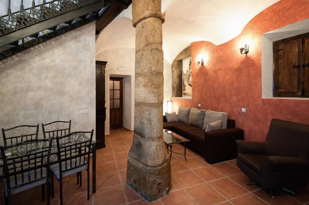 Apartamentos Turísticos Cáceres Medieval fotografía