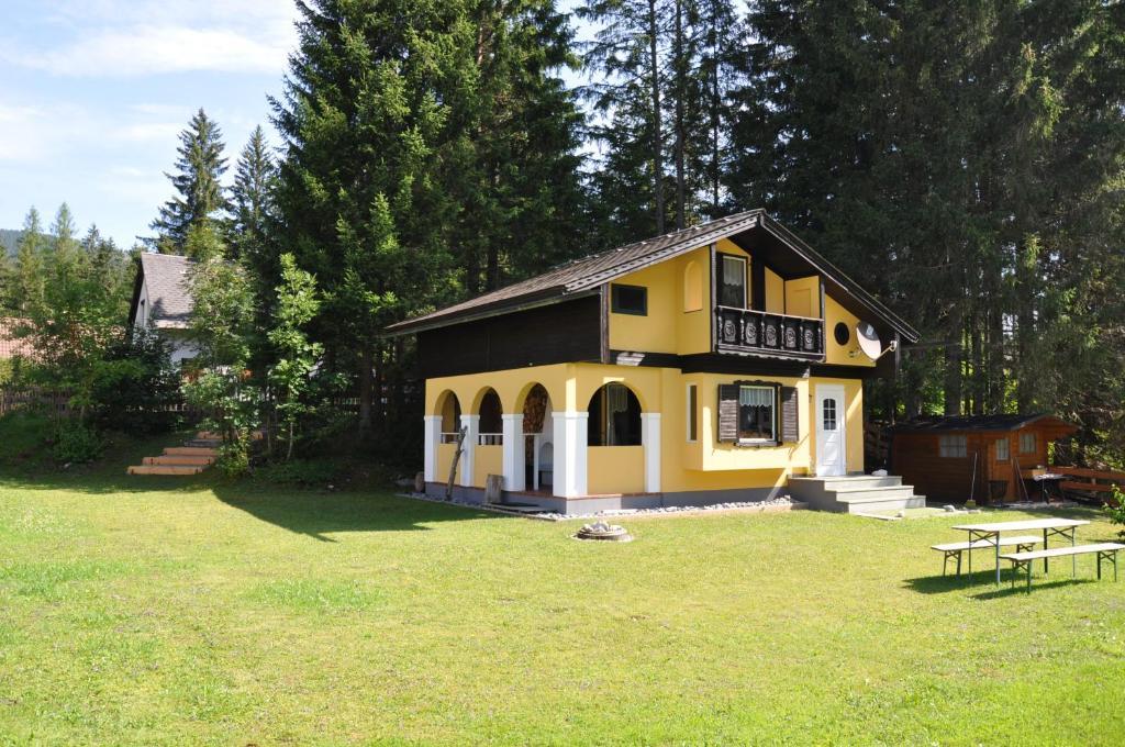 Ferienhaus Biene Ferlach Austria Booking Com