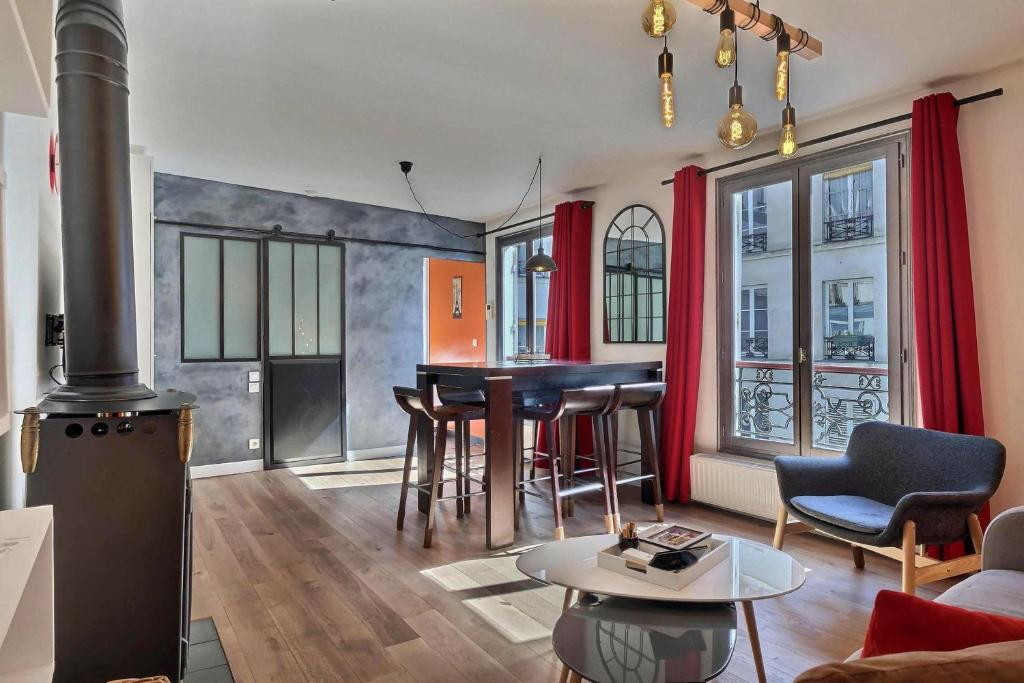 Apartment Saint-Antoine, Parigi – Prezzi aggiornati per il 2019