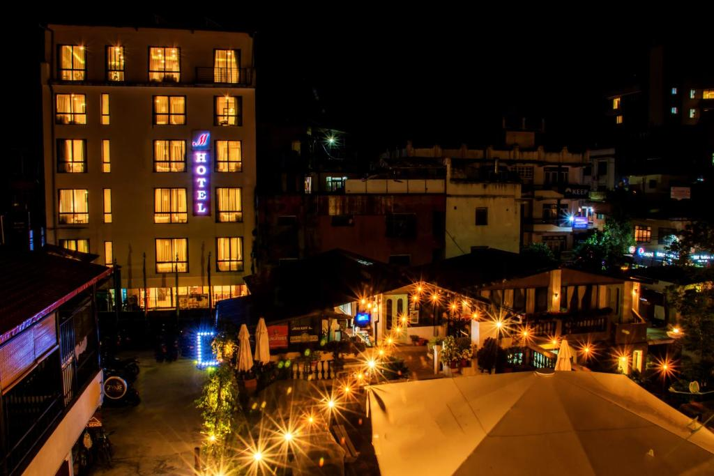 M ホテル タメル カトマンズ(M Hotel Thamel-Kathmandu)