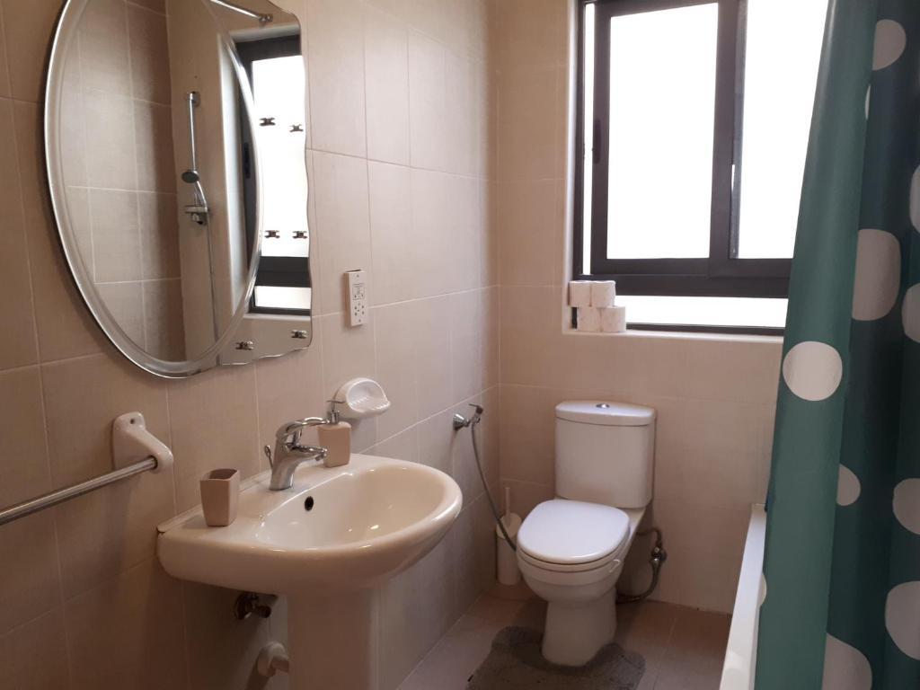 Ferienwohnung Double Bedroom With Private Bathroom In Malta