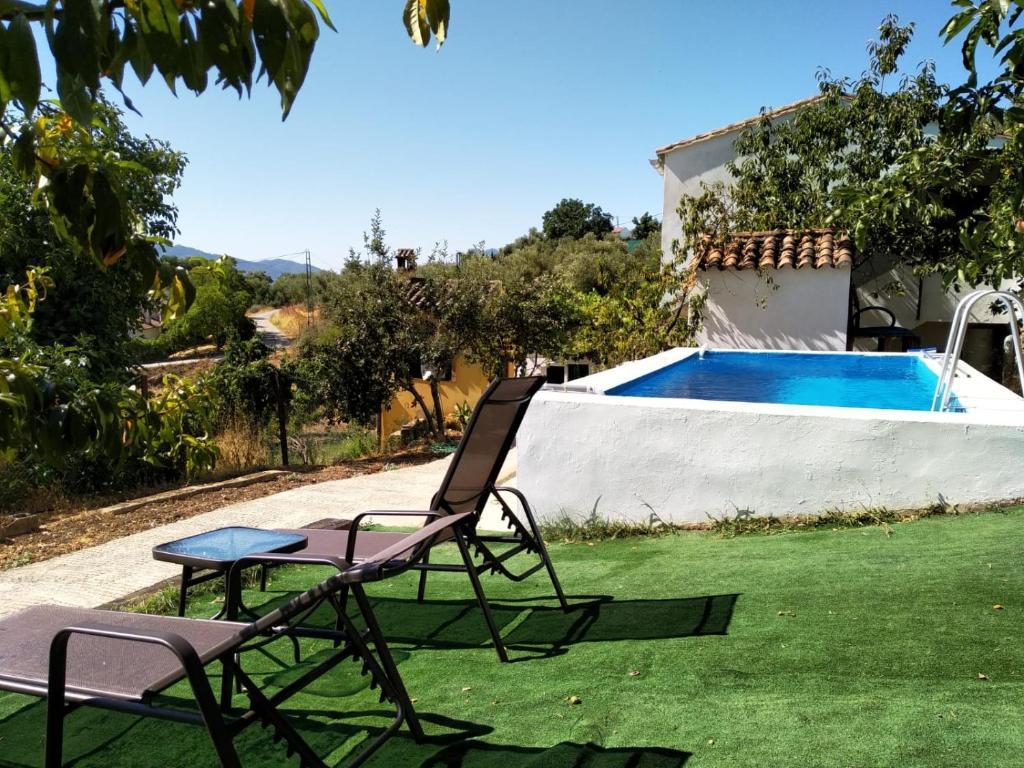 Casa el Pino, Cortes de la Frontera – Ενημερωμένες τιμές για ...