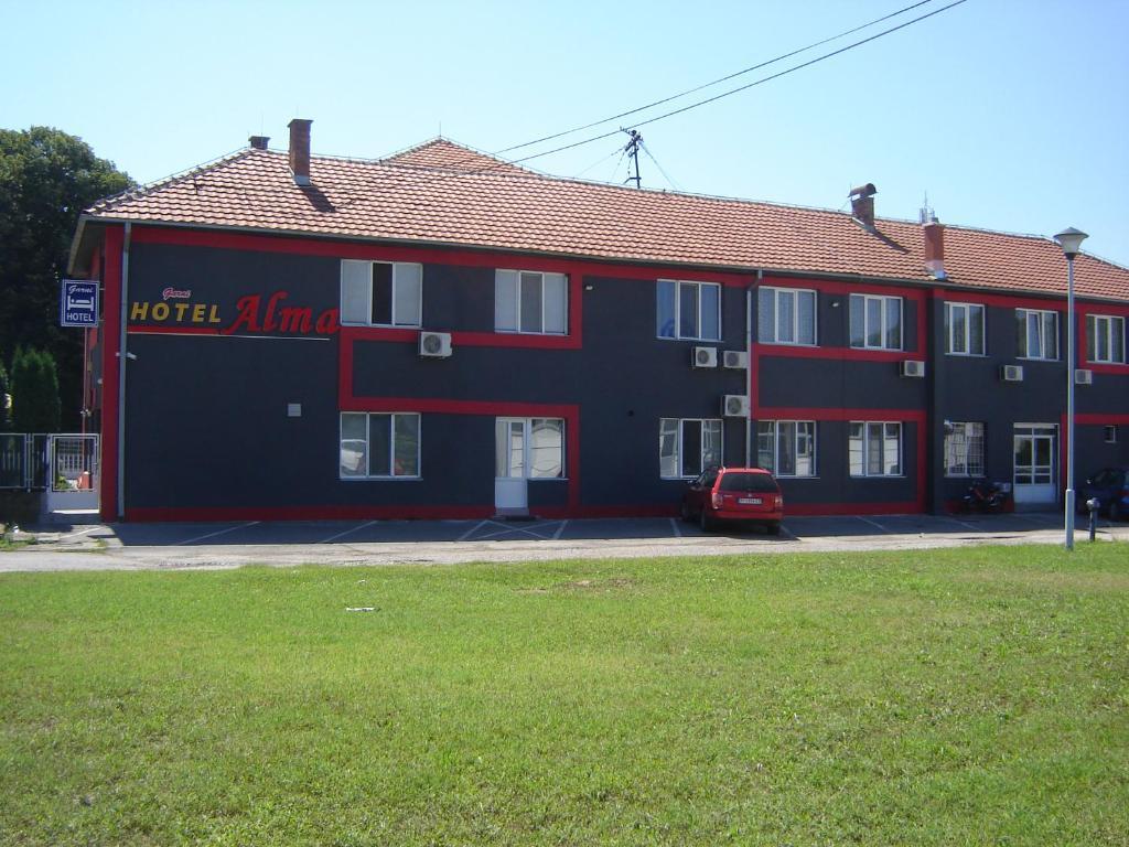 Garni hotel Alma