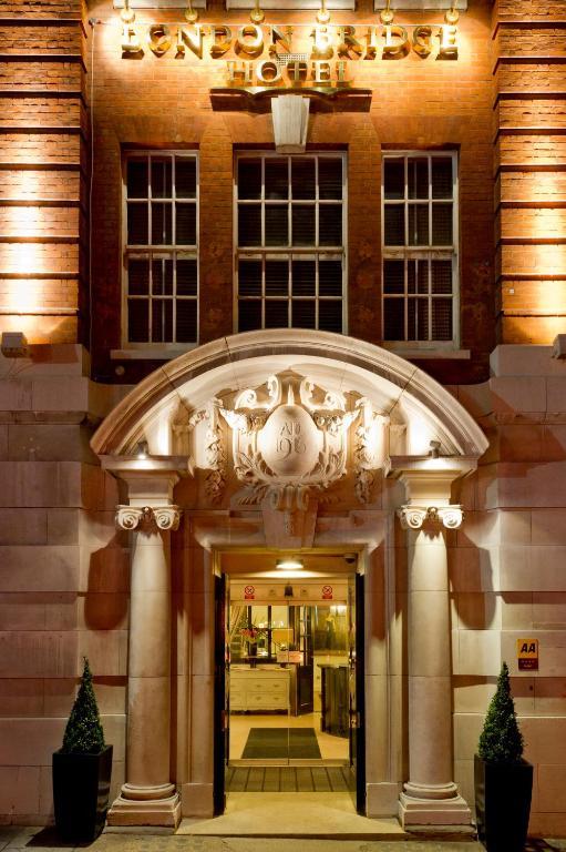 London Bridge Hotel Gb London Booking Com