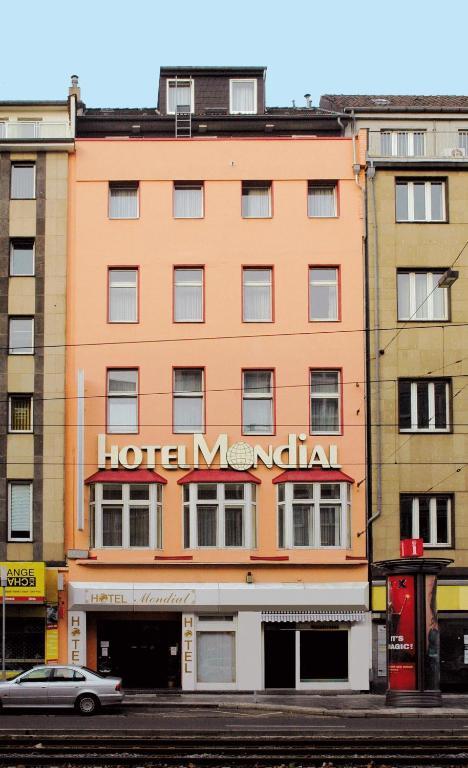 ホテル モンディアル(Hotel Mondial)