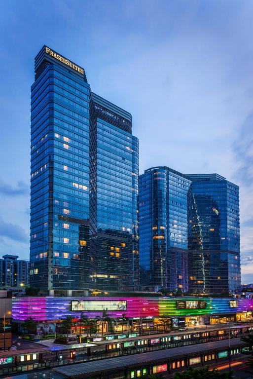 フレイザー スイーツ 広州(Fraser Suites Guangzhou)