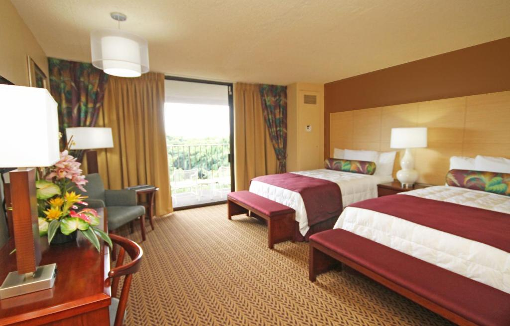 Hotel Castle Hilo Hawaiian HI
