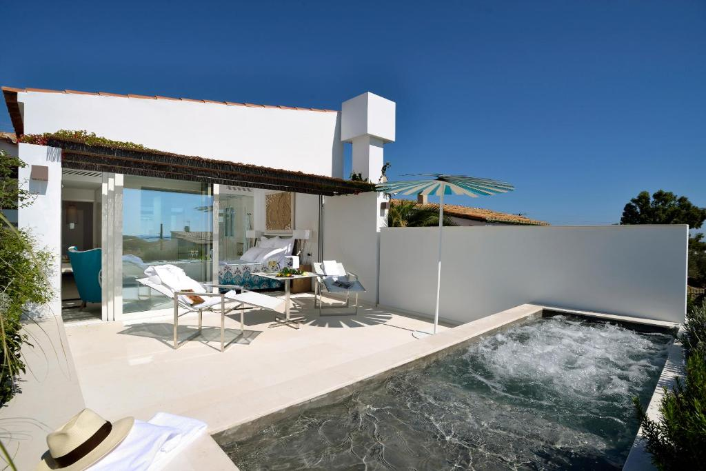 Boutique Hotel Spa Calma Blanca 7