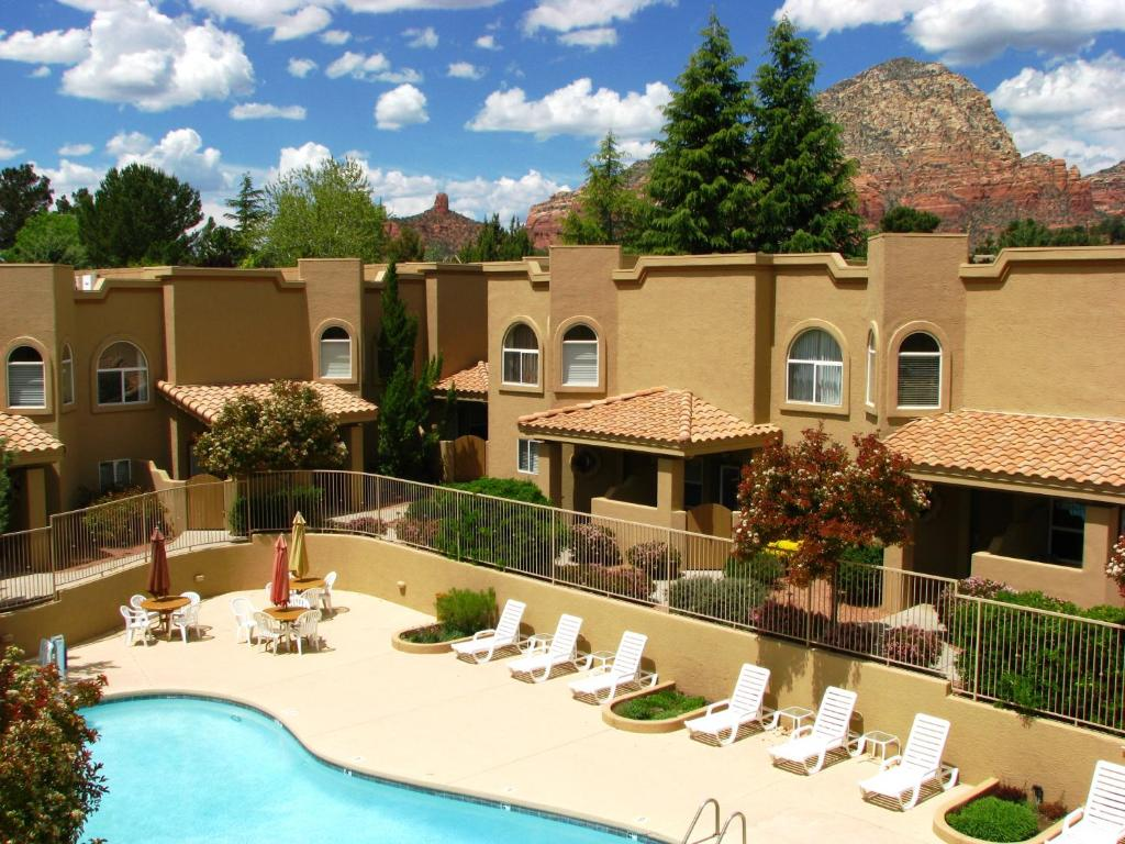 sedona springs resort, a vri resort, az - booking