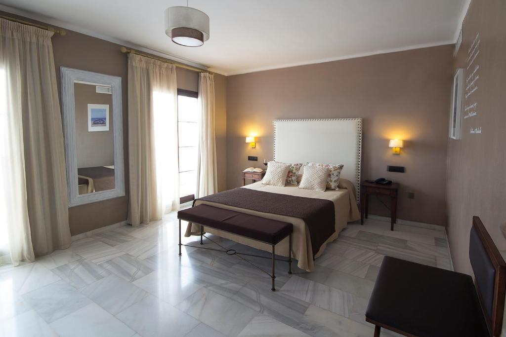 boutique hotels in málaga  190
