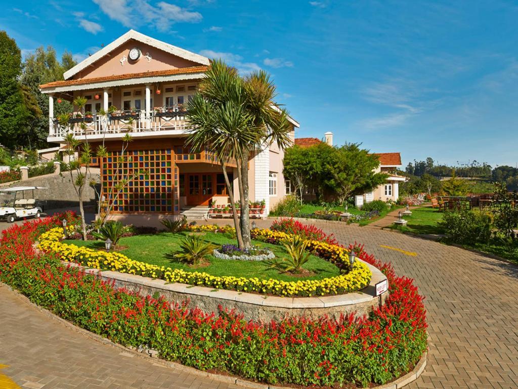 Derby Hotels Of Resort Club Mahindra Derby Green Udagamandalam India