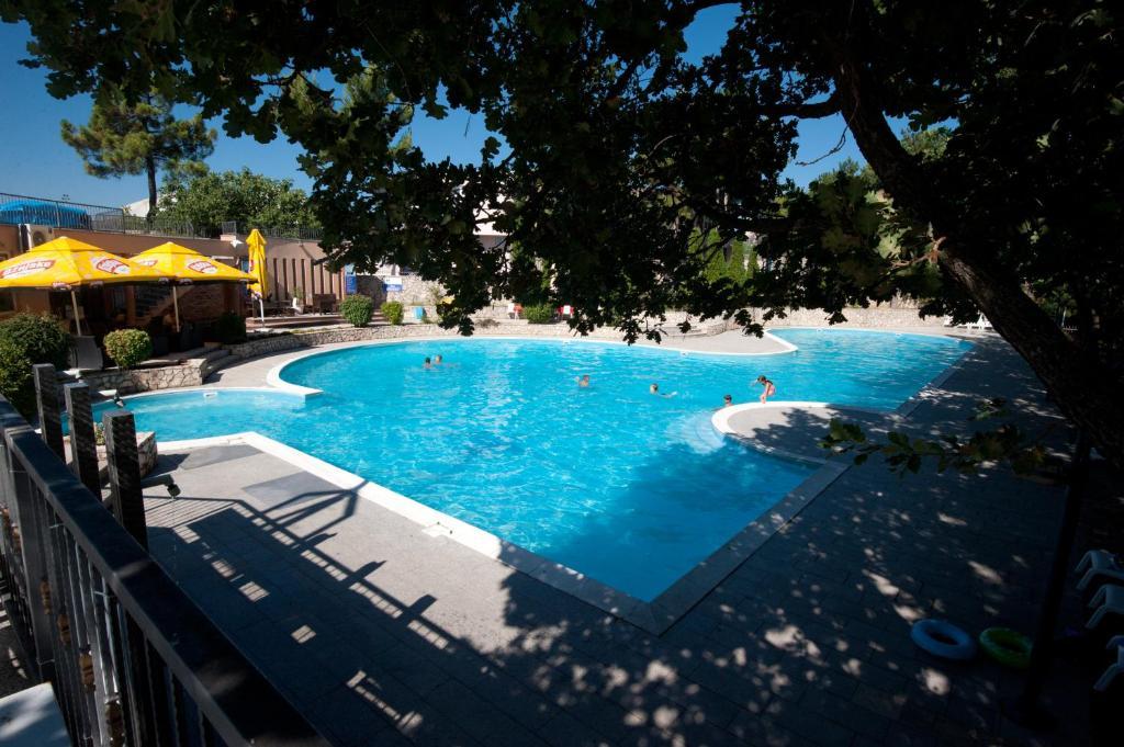The swimming pool at or near Hotel Grande Casa