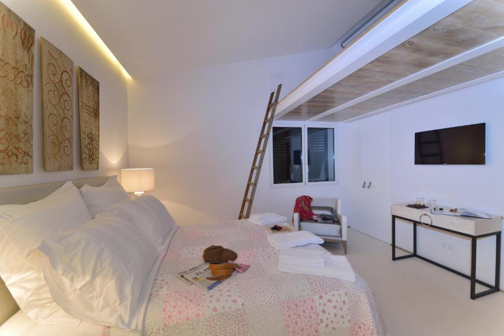 Boutique Hotel Spa Calma Blanca 22
