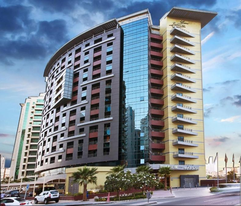The Grand Apartments: Grand Bellevue Hotel Apartment Dubai, Dubai