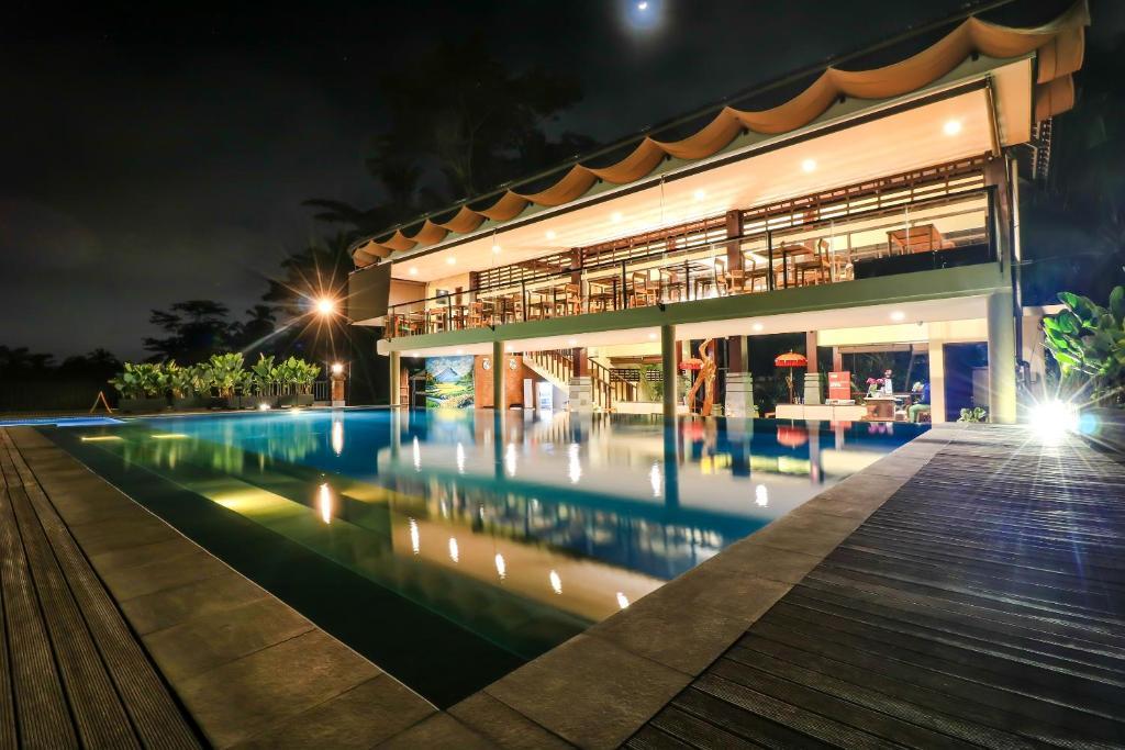 OYO 372 UbudOne Villas