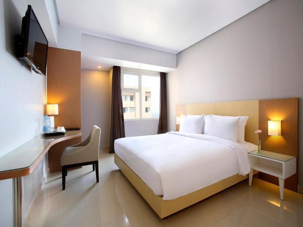Hotel Santika Depok Pesan Sekarang Galeri Akomodasi Ini