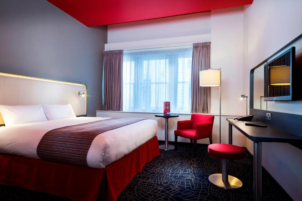 Park Inn By Radisson Glasgow City Centre Glasgow Updated 2019 Prices
