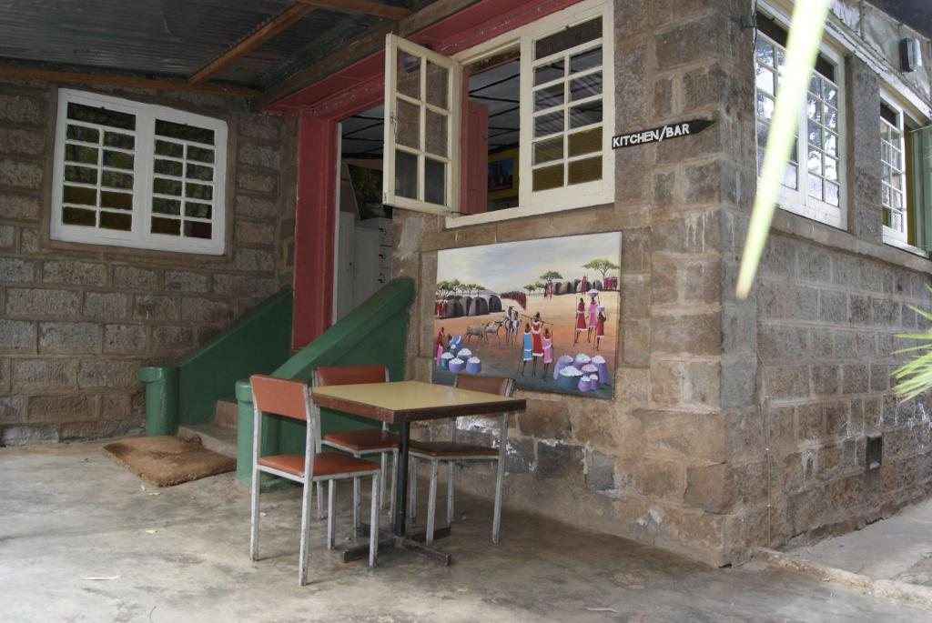 Manyatta Backpackers Nairobi Updated 2018 Prices. Gallery Of This Property. Wiring. Diagram Of A House A Manyatta At Scoala.co