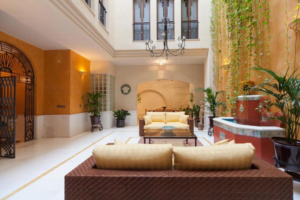 Купить квартиру в севилье испания