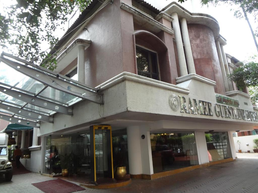 Hotel ramee guestline dadar mumbai india for Reservation hotel