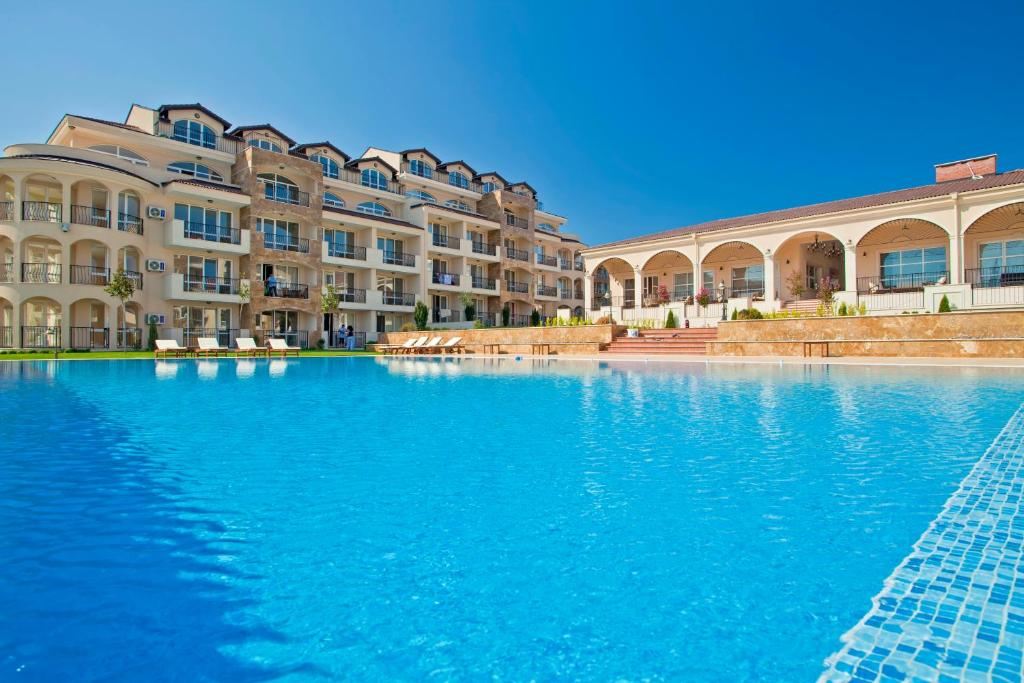 The swimming pool at or near Atia Resort