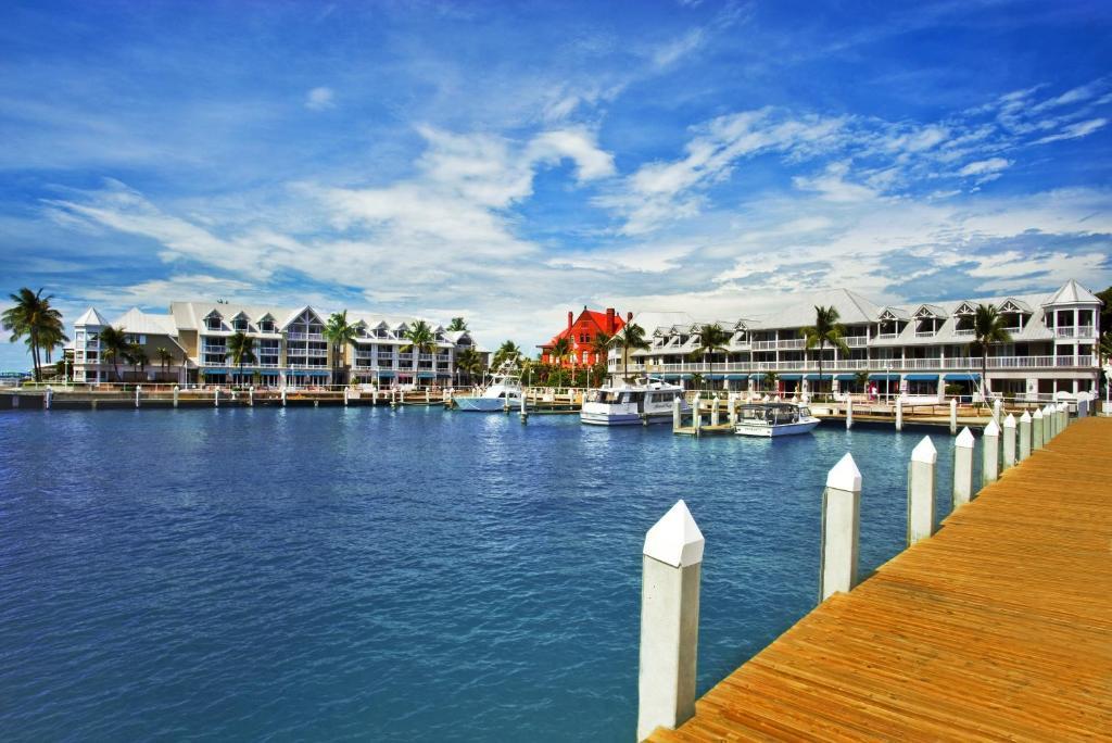 Key west resort marina fl for Key west retreat