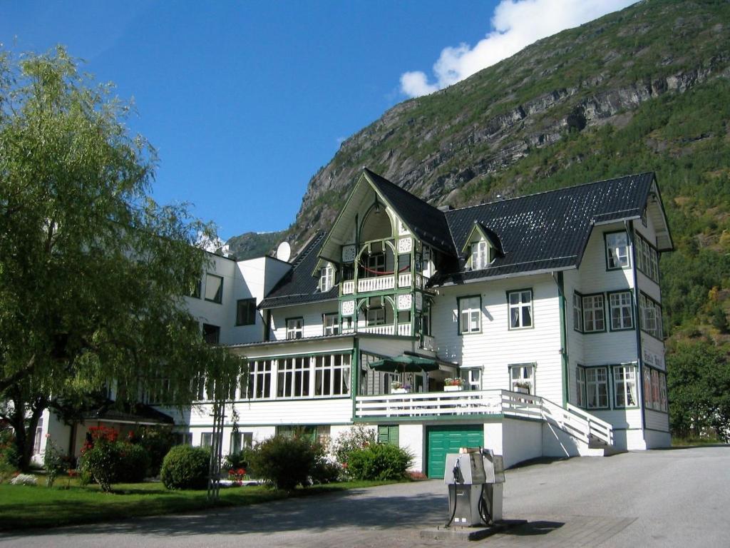 hoteles noruega