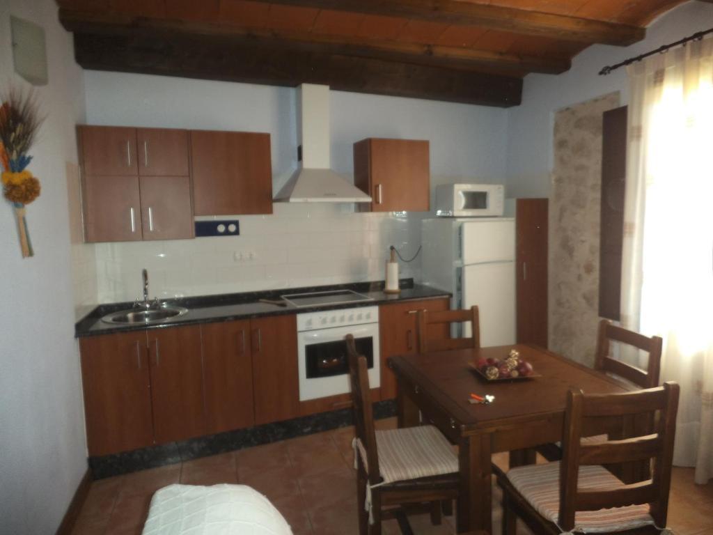 Apartamentos Casa La Cuca fotografía