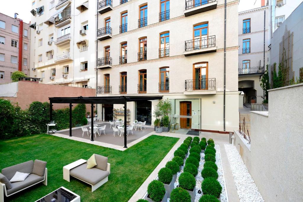 boutique hotels in community of madrid  244