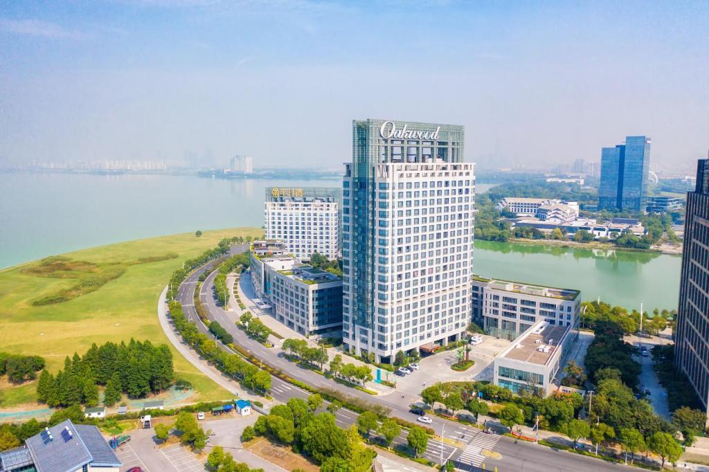 オークウッド ホテル & レジデンス スジョウ(Oakwood Hotel & Residence Suzhou)