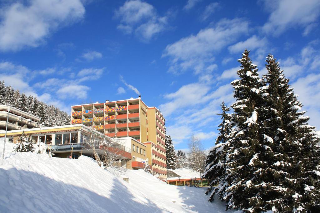 Panorama Hotel, Davos, Switzerland - Booking.com