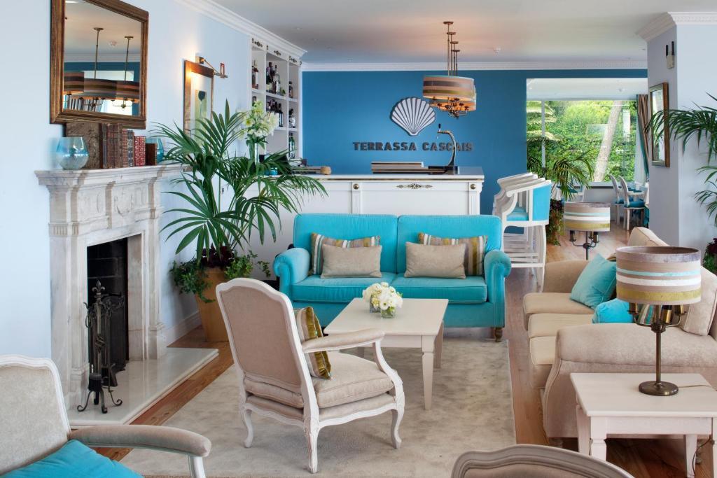 Senhora Da Guia Cascais Boutique Hotel Portugal Booking
